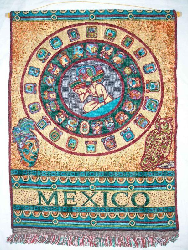 Mexican Folk Art Calendar