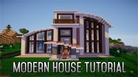 Minecraft: How To Build A Modern House 1.8 Part 3 ...