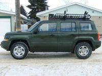 Anybody got a roof rack... - Page 2 - Jeep Patriot Forums ...