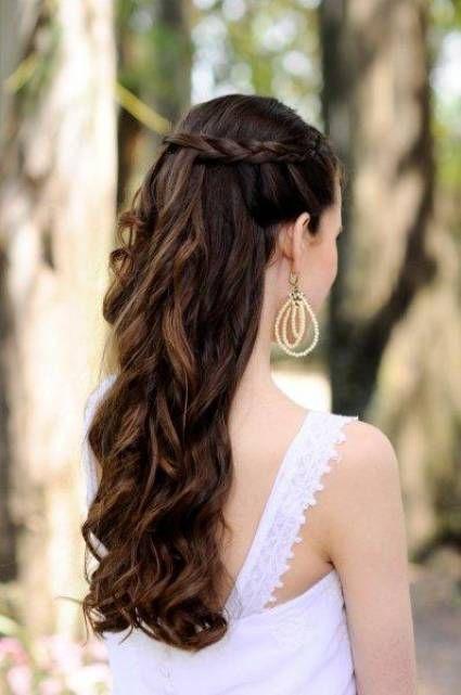 Sehen Sie Hier Brautfrisuren Für Lange Haare! Längere Haare