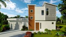 3D Exterior House Designs