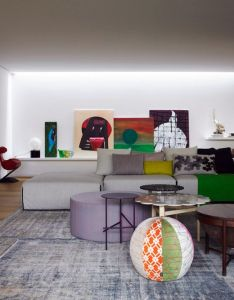 Patrizia moroso house living room interior   by patricia urquiola also project apartment rh pinterest