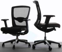 Marvelous Ergonomic Desk Chairs With Black Color And Set ...