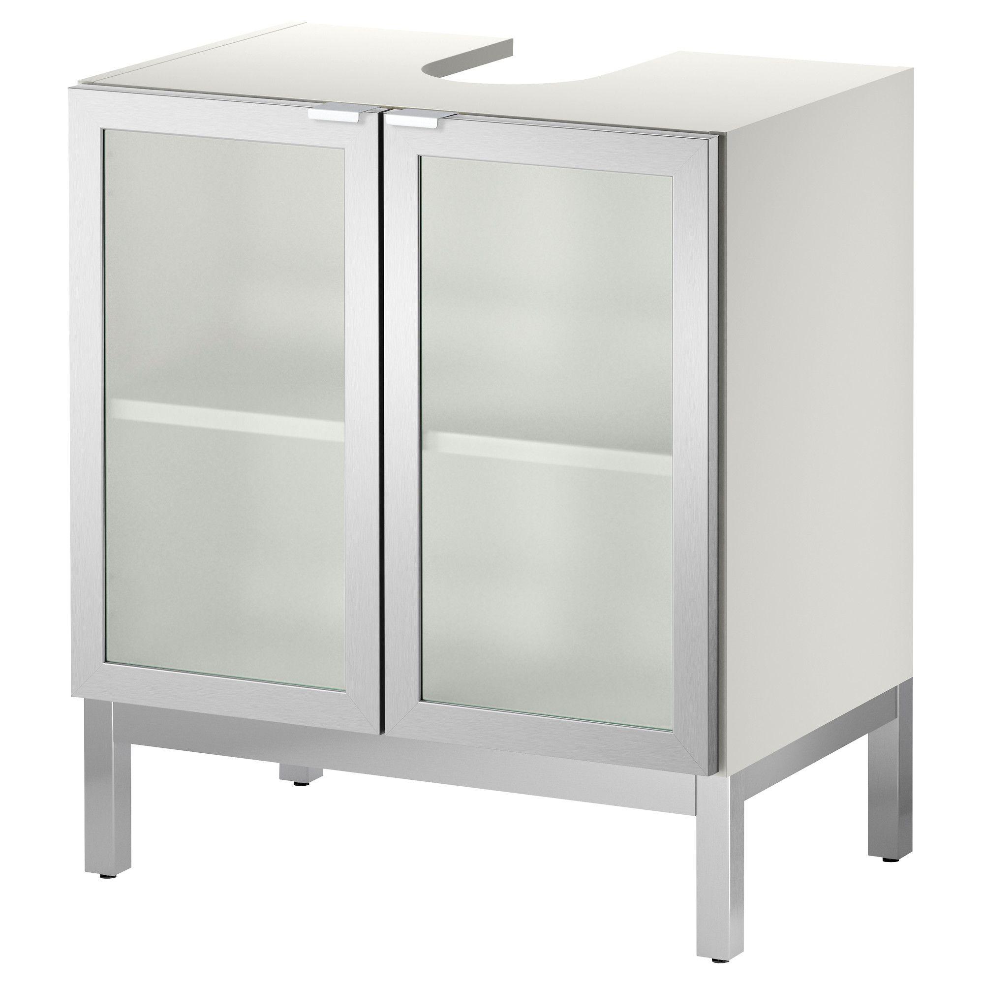 Lill Ngen Sink Base Cabinet With 2 Door