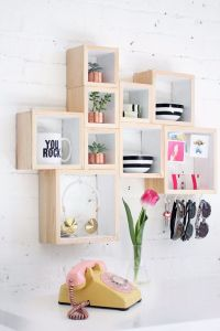 31 Teen Room Decor Ideas for Girls | Diy teen room decor ...