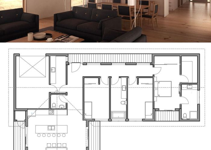 Small house plan also houses and such pinterest plans