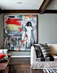 design rules to break according top designers hall designfamily rooms house also rh pinterest
