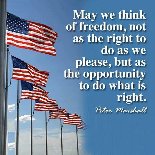 Independence Day USA Fourth 4th of July 2016 Quotes
