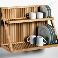 Traditional Wooden Kitchen Plate Rack CPRS# F--this where ...