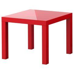 Lack Sofa Table As Desk Bed Ikea Side White High Gloss