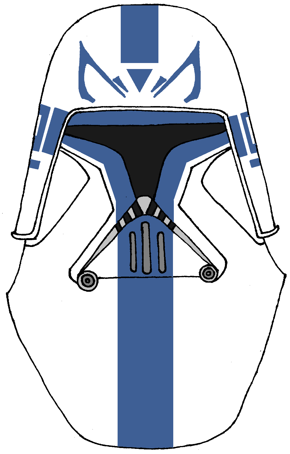 Star Wars Clone Wars Coloring Pages To Print