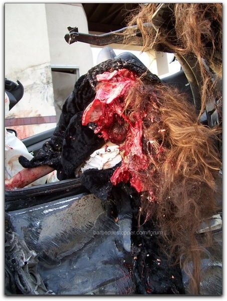 Most Gruesome Car Accident Victims