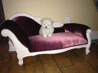 Luxury Dog Furniture | Fancy Luxury Dog Beds | Pampered ...