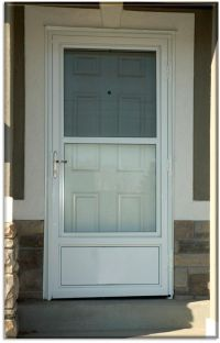 sliding screen front storm doors - Google Search | Front ...