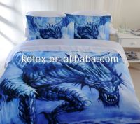 500 Thread Count 100% Cotton Dragon Bedding Sets , Find ...