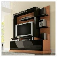 Modern tv wall units design