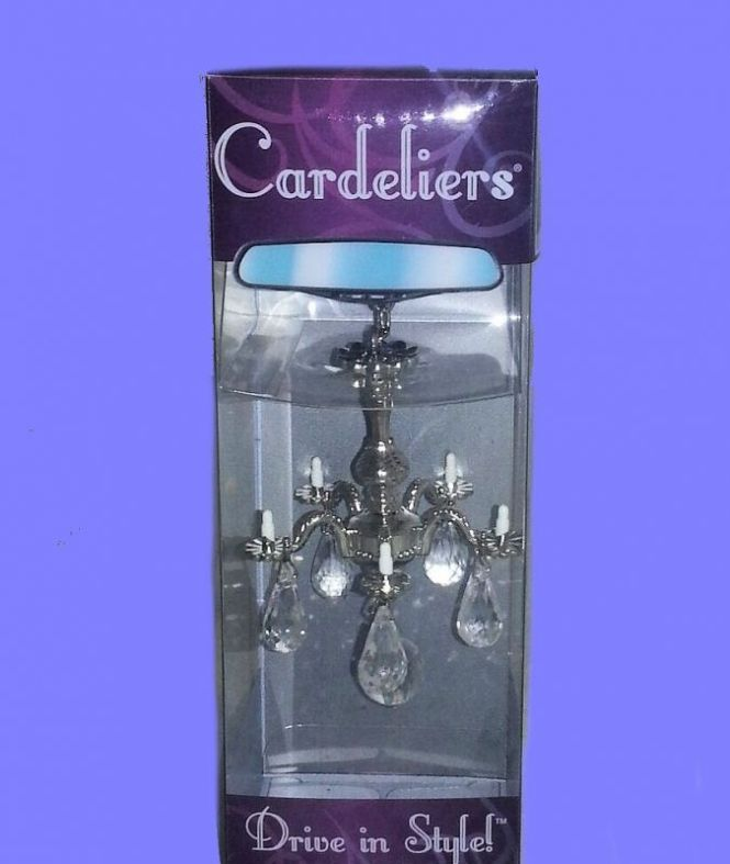 Car Accessories For The Mirror Cardelier Chandelier Your Rear View Ornament