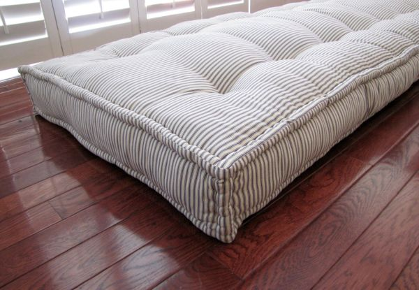 Custom Indoor Bench Seat Cushions