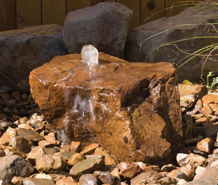 Outdoor Fountain Fish