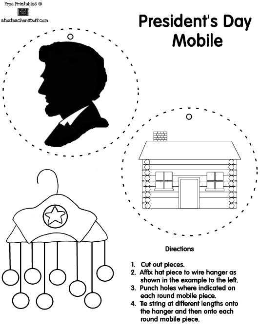 Free Printable Presidents Day Worksheets For Kindergarten