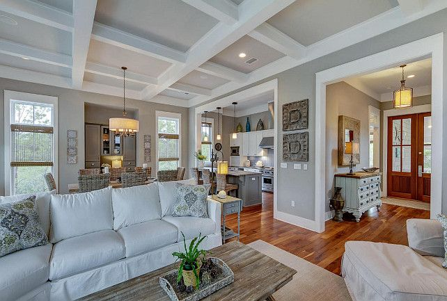 Open Floor Ideas Open Concept Interiors Main Floor With Open