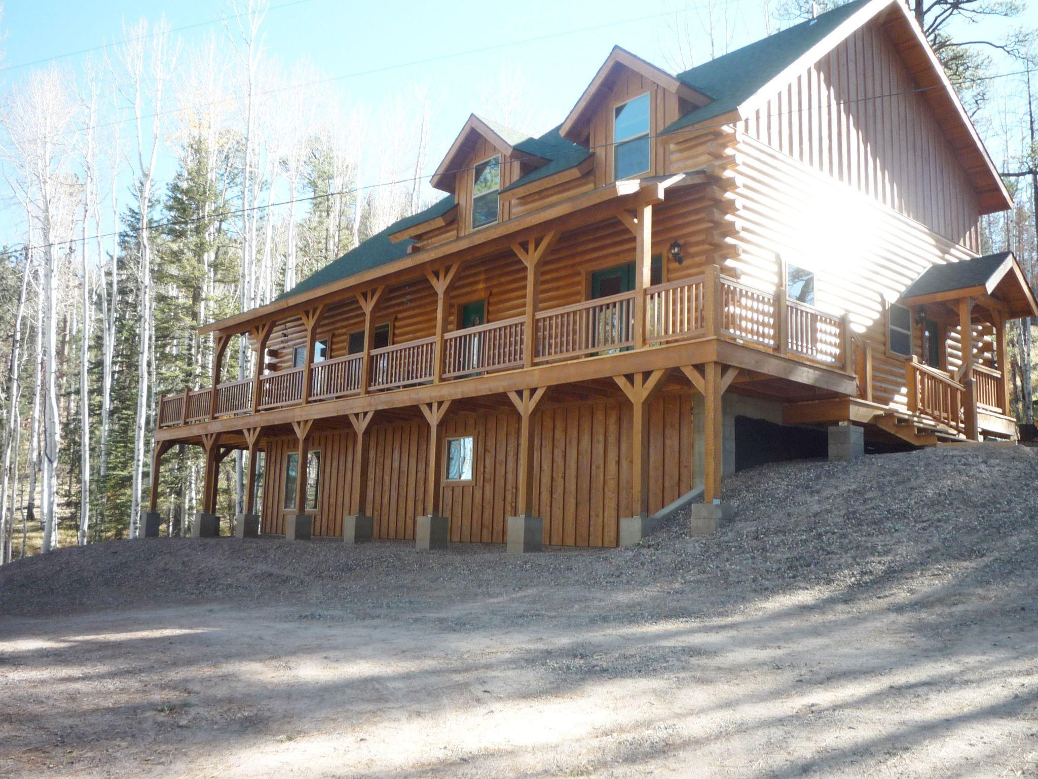 Hokita Lodge Cabin at the Molly Butler Lodge in Greer AZ