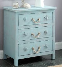 Beautiful coastal, beach and nautical theme cabinets and ...