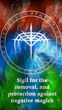 Wiccan Sigil Knowledge - Year of Clean Water
