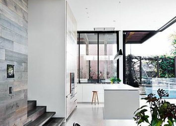 Rad renovation melds victorian home and modern addition also extensions
