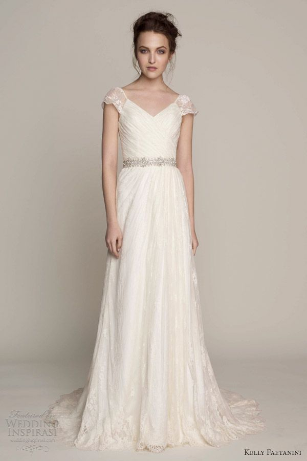 Kelly Faetanini Bridal Spring 2014 Wedding Dresses