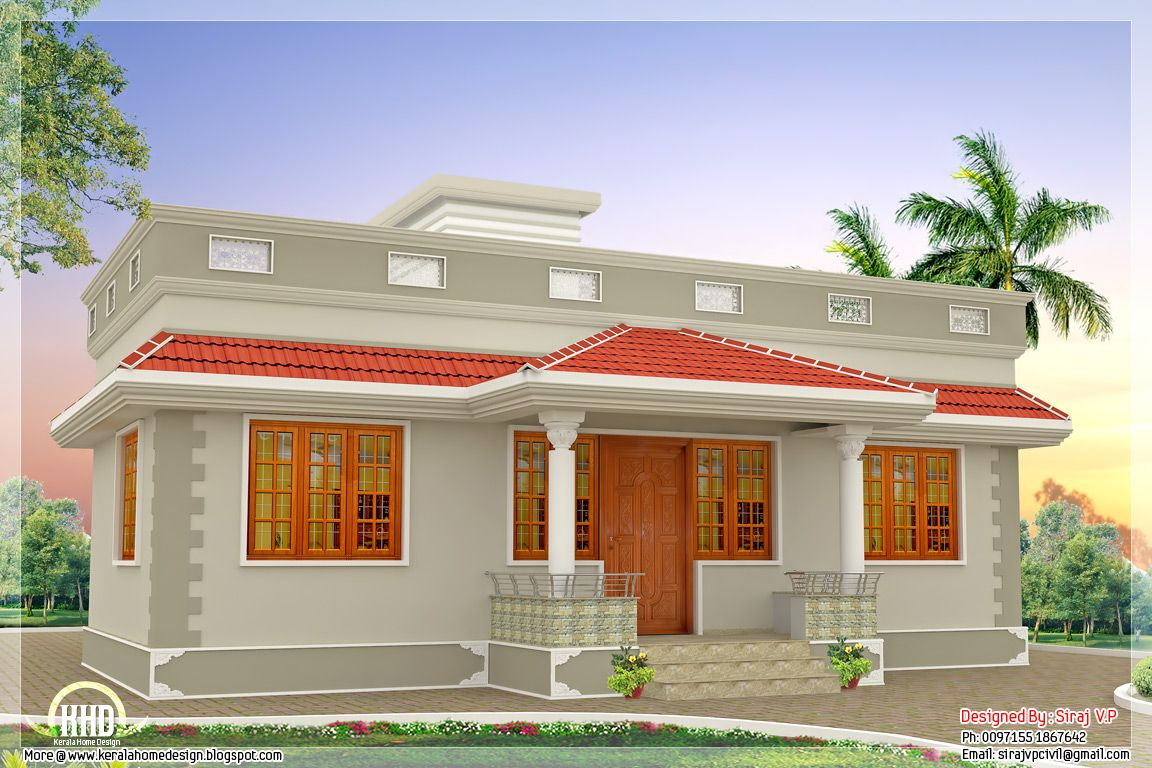 Kerala Style Small House Plans Photos House Decor Style Home Plans