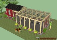 Simple Chicken Coops | ... Chicken Coop Plans - How To ...
