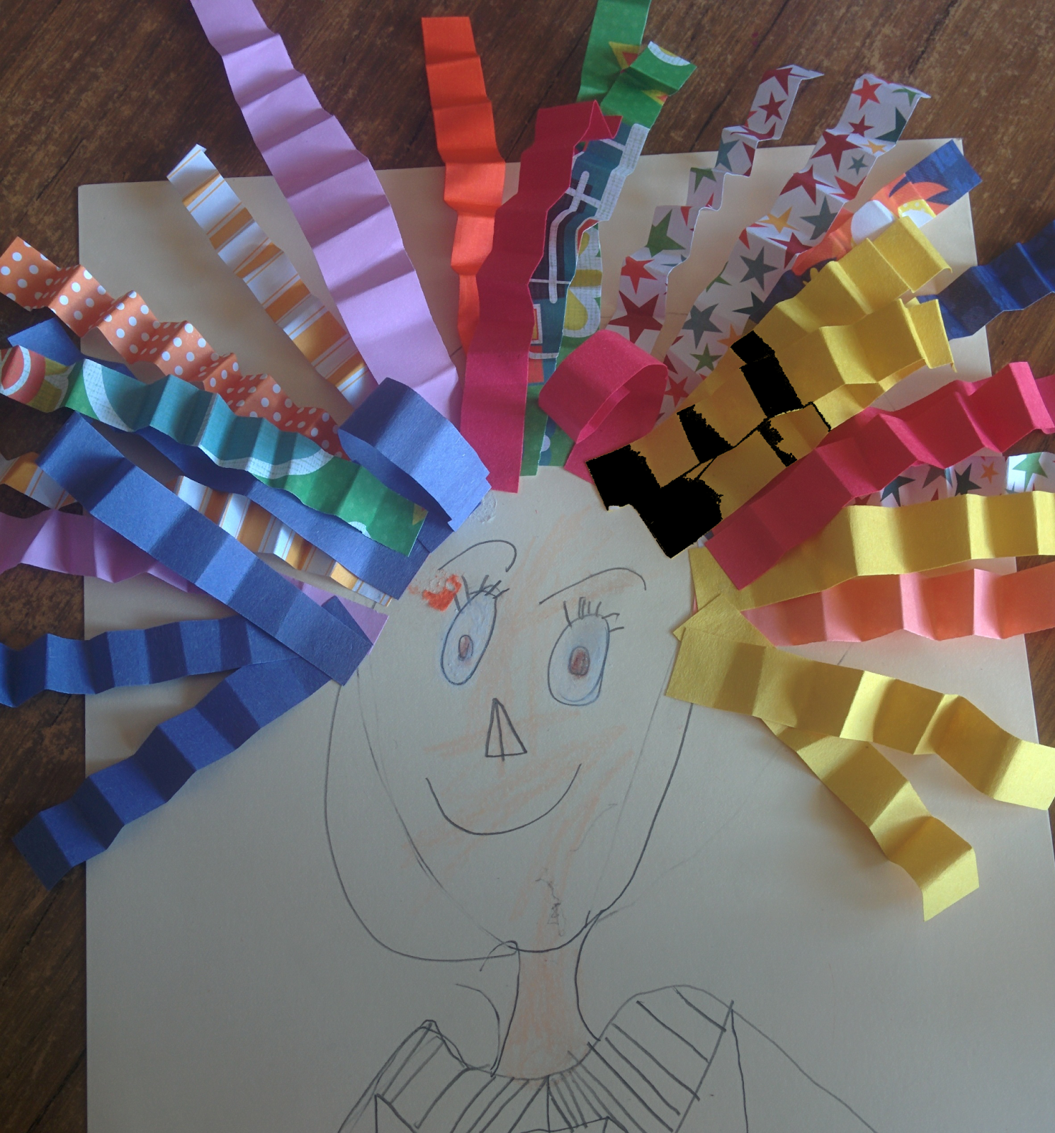 Wild About 1st Grade Art Activity Freebie File Includes
