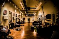 Best Looking Barber Shops on Pinterest | Barber Shop ...