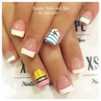 Back to school nails | Cute Nails Designs | Pinterest ...