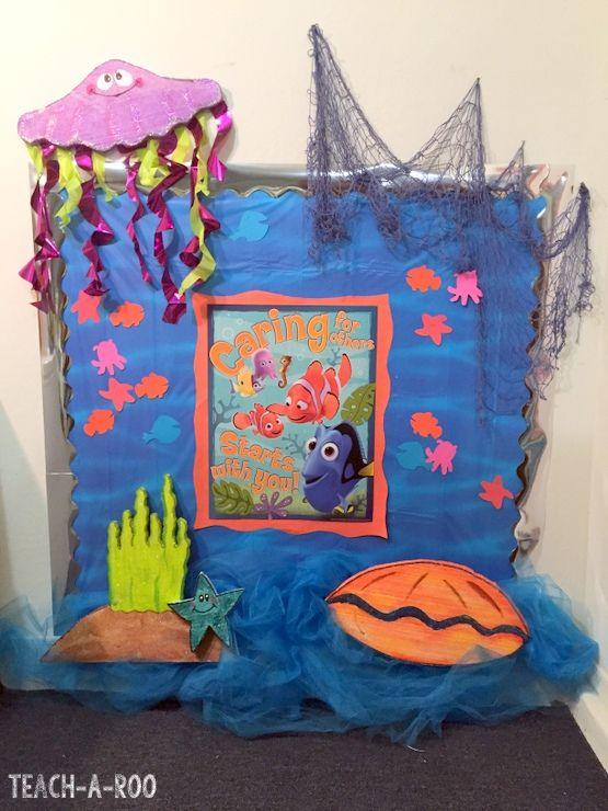Disney's Finding Nemo Bulletin Board