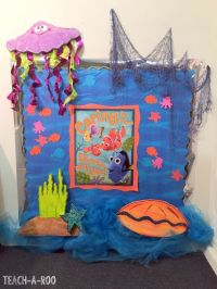 Disney's Finding Nemo Bulletin Board