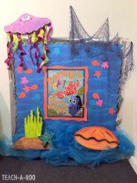 Disney's Finding Nemo Bulletin Board | Bulletin Boards ...