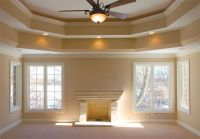 Ideas on how to paint our tray ceiling. | celings ...