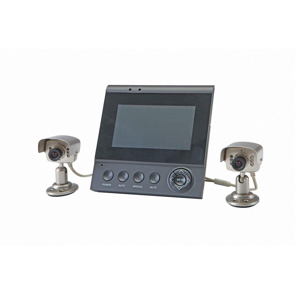 Install Alarm Wireless System Self