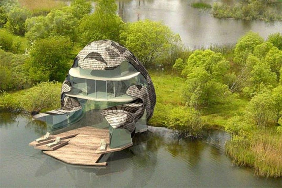 Architecture Exceptional Eco Friendly House Designs Concepts And