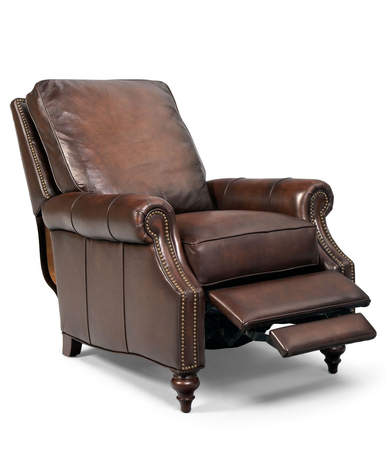 sofasandmore defensor sporting ca boston river sofascore madigan leather recliner chair 32 75 quotw x 38 5 quotd 39 quoth