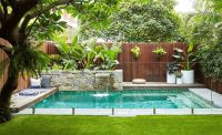 Best Small Pool Ideas For A Small Backyard 35