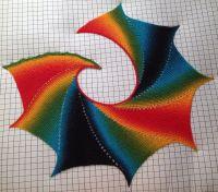 Tunisian Wingspan Shawl By Amy Depew - Free Crochet ...
