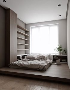 Room also bedroom of an apartment in fountain boulevard complex kyiv rh pinterest