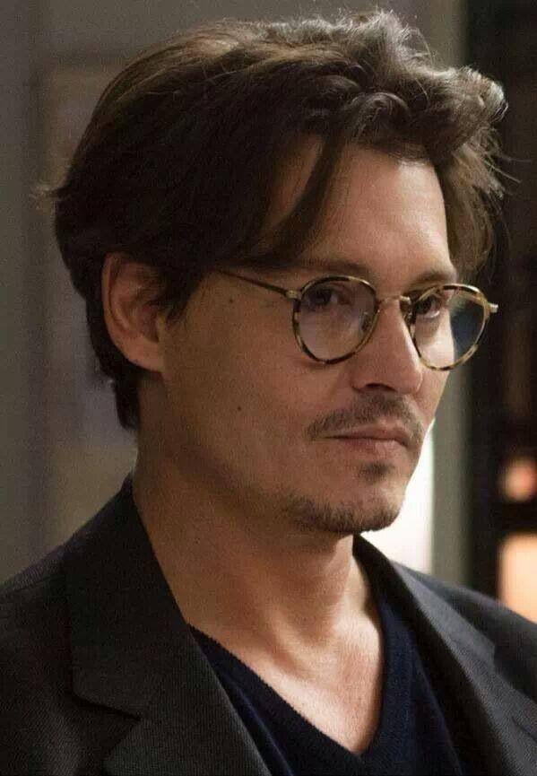 Johnny Depp Johnny Depp!!! ❤❤ Pinterest Männer Frisur