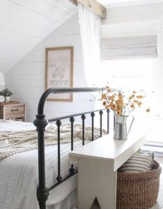 lovely farmhouse fall decorating ideas that will warm your heart and home also rh pinterest