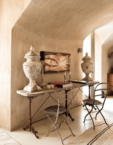 An abandoned farmhouse in ampurdan spain renovated into  beautiful house with rustic interior that gives you some ideas eva martinez did wonderful job also interiors pinterest urn and rh