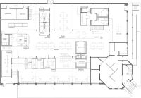NORTH / Skylab Architecture | Office floor plan, Office ...