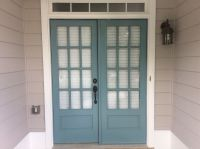 Doors - Sherwin Williams Moody Blue | House Colors ...